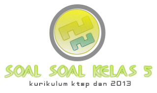 download Kumpulan Soal Ulangan PKN Kelas 5 Semester 1 dan 2 ktsp