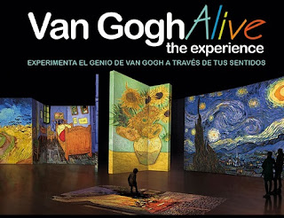 VANG-GOH ALIVE THE EXPERIENCE