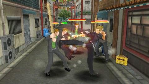 Kenka Banchou 5 Otoko no Housoku - Download Game PSP PPSSPP