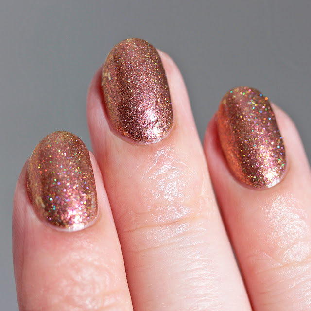 Indie Polish by Patty Lopes Precious Shield