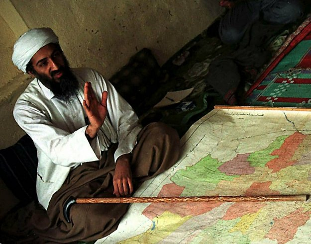 Κοράνι, χρήμα και Καλάσνικοφ