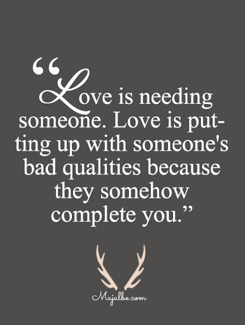 Acceptance Love Quotes