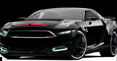 2015 Dodge Stealth Concept