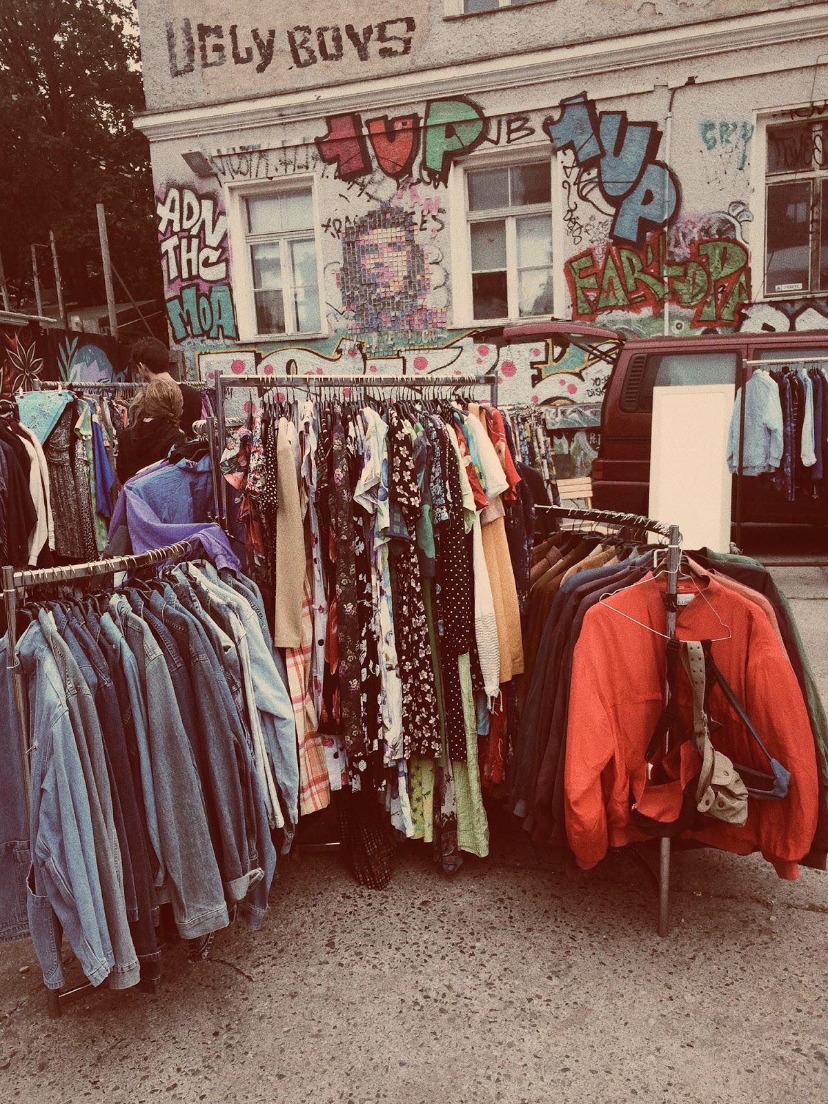 Moda vintage w Berlinie