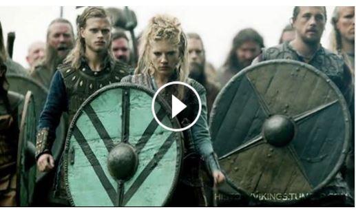 Viking poème