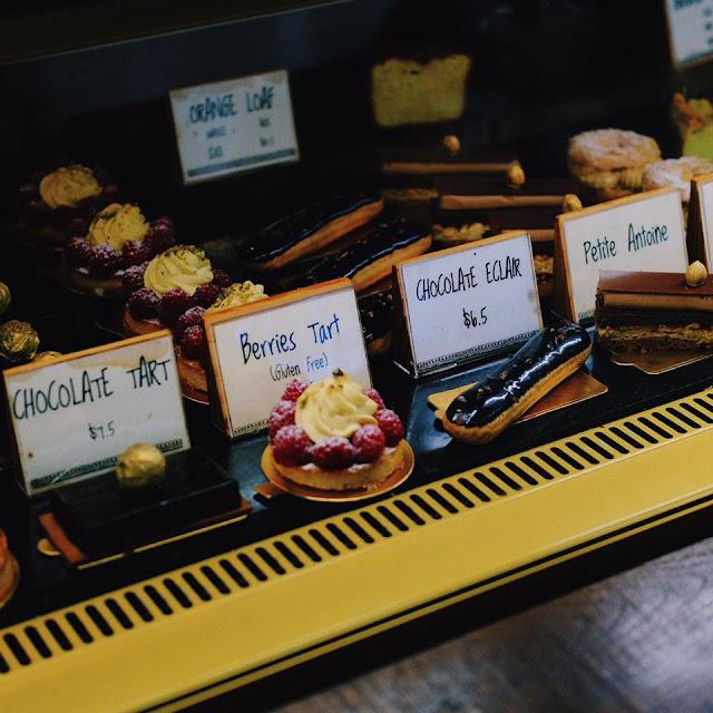 Cake Tiong Bahru Bakery