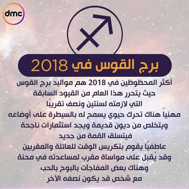 برح القوس 2019