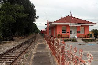 Estación de Lake Wales