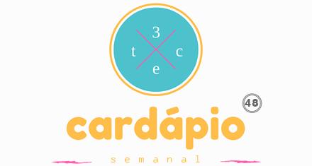 Cardápio Semanal 48