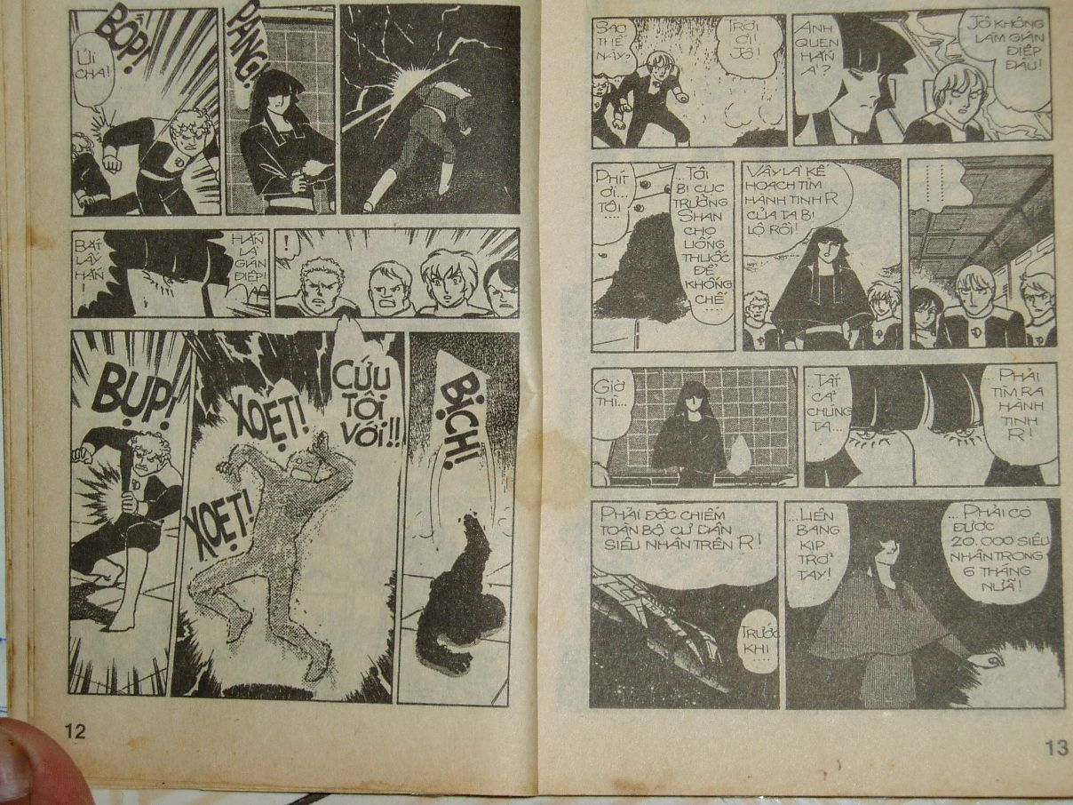 Siêu nhân Locke vol 08 trang 5