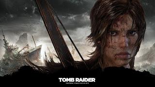 Tomb Raider PS3 Wallpaper