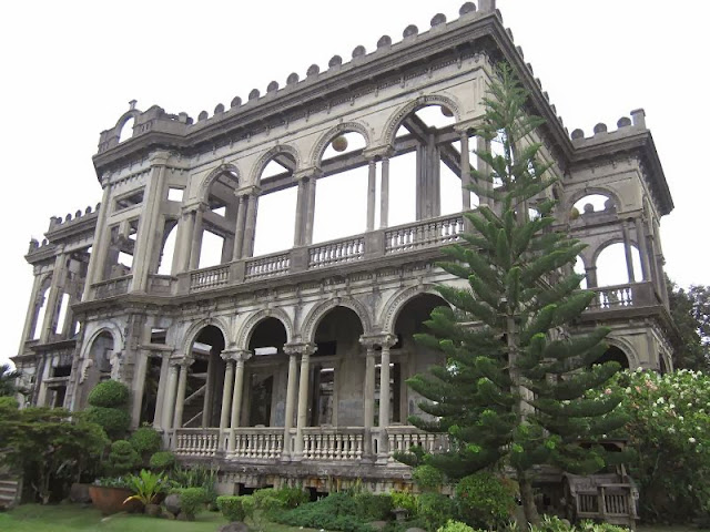 THE RUINS IN BACOLOD PHILIPPINES