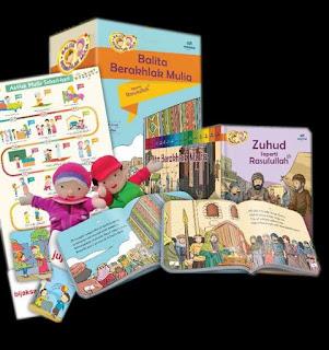 buku cerita yang mengajarkan konsep adil pada anak