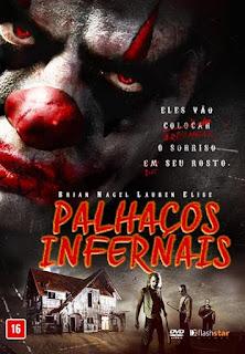 Palhaços Infernais - DVDRip Dual Áudio