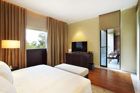 The Club Residences 2 Bedroom Suites - Bedroom 1