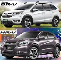 Daftar Harga Mobil BRV dan HRV di Kota Batam