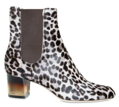 Func Shoe Nality Black And White Animal Print Shoes