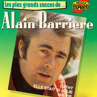 Alain Barriere - Les Plus Grands Succes... (1989)