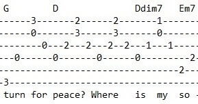 lds lower light guitar music chords lyrics where can i turn for peace. Black Bedroom Furniture Sets. Home Design Ideas