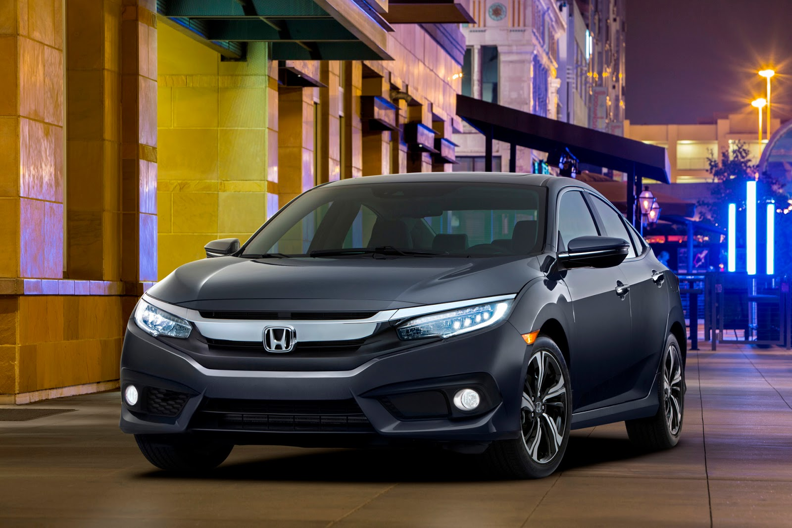 The 2016 Honda Civic Desperately Needs The Cool Kids Sugary