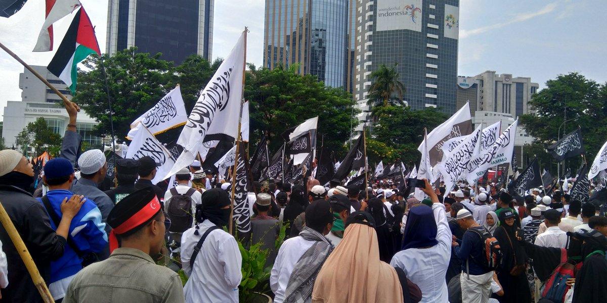 Aksi Bela Tauhid 211 Adalah Aksi Mubazir, Kata Wiranto