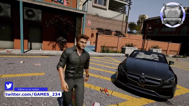 GTA 6 MOD For GTA V NEXT GEN Graphics 2017 Project NVRX