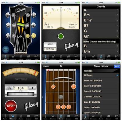 7 Aplikas Android Gratis Untuk Belajar Gitar