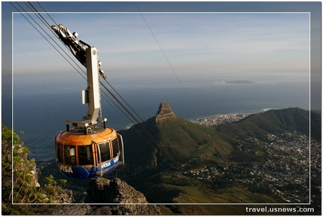 Cape Town, South Africa - Top 7 Best Places to Travel in The Middle East & Africa At Least Once