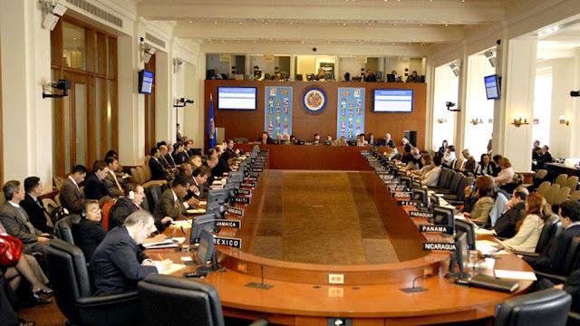 AMÉRICA: Consejo Permanente de OEA aprobó resolución de condena en detención de vicepresidente AN venezolana.