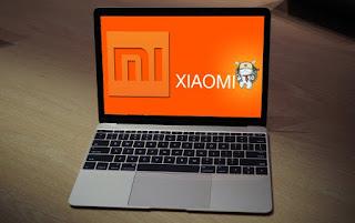 Laptop Pertama Xiaomi