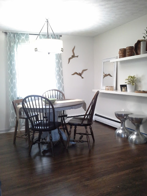 dining room updates