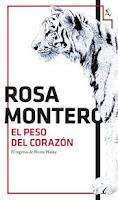 Rosa Montero - El peso del corazón
