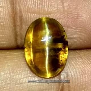 Batu Permata Opal Cat Eye - ZP 1122