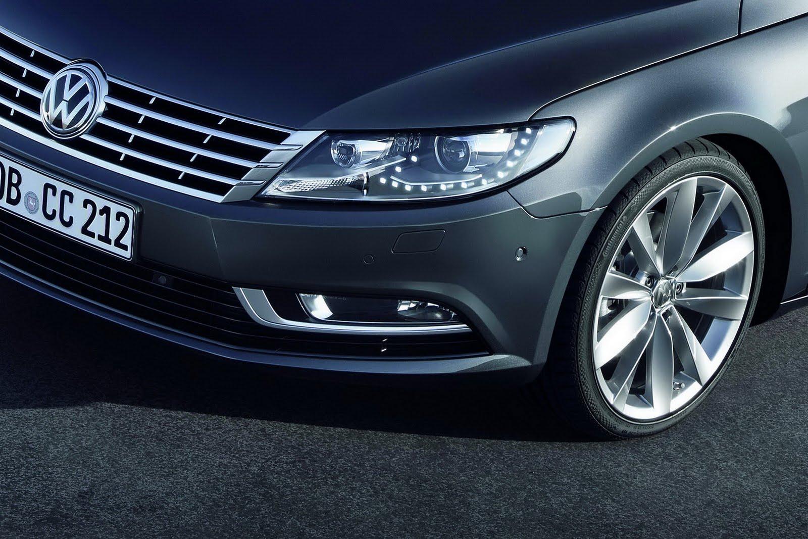 2013 Volkswagen CC Facelift redesign ahead 2011 LA Auto ...