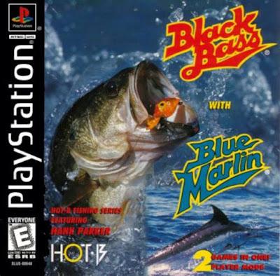 descargar black bass with blue marlin psx mega