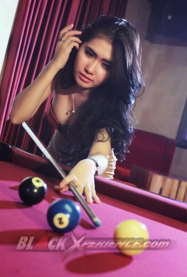 DHEMODELS: Putri Jubi Best Hot BX Babes Blackshot