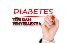 Diabetes Melitus : Tipe dan Penyebabnya