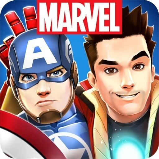 MARVEL Avengers Academy - VER. 2.15.0 Free (Shopping/Upgrades) - Instant (actions/crafting) MOD APK