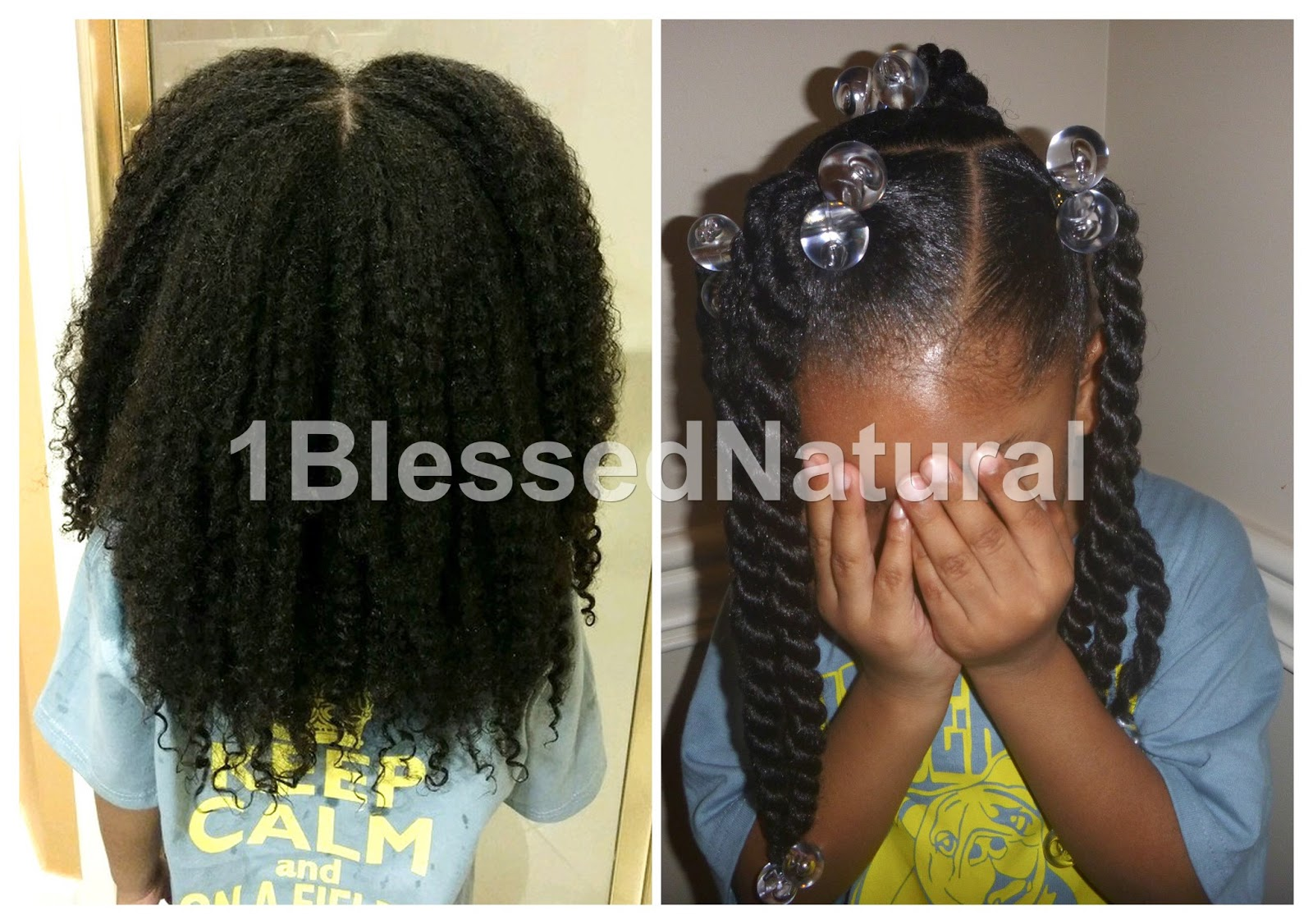 1bn Kids Little Sister Naturals Hair Unstretched And Twists