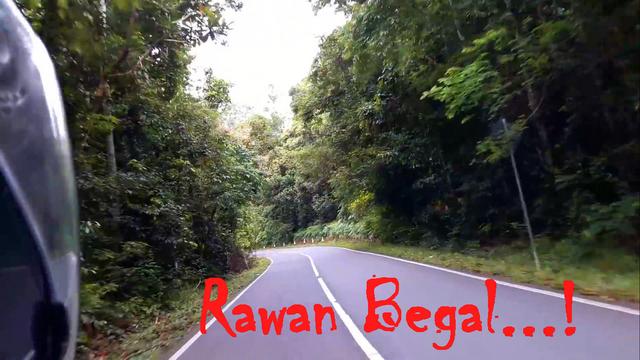 Begal Di Lintas Sumatera