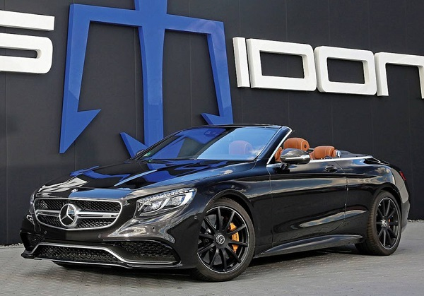 Posaidon Mercedes AMG S63 Cabriolet