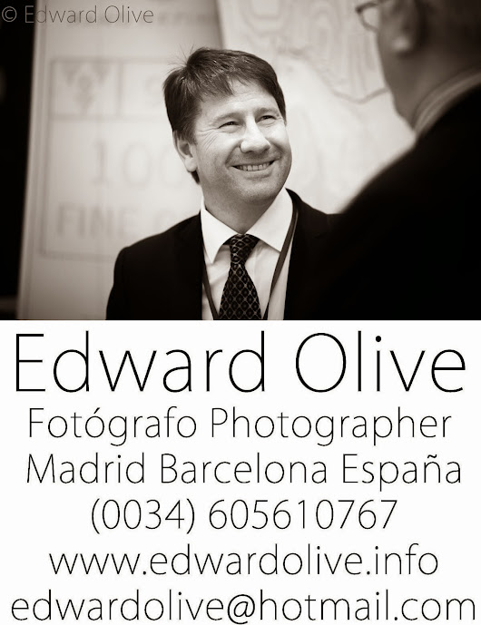 Conference photographer Edward Olive photos for congresses and conventions Madrid and Spain