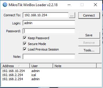 Cara cepat setting mikrotik RB 750 sejenisnya, RB 450 sejenisnya