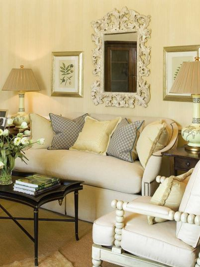Family Room Designs: Header: Design Trend: Bobbin Chairs