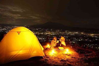 Lokasi Bukit Alesano Bogor Jawa Barat