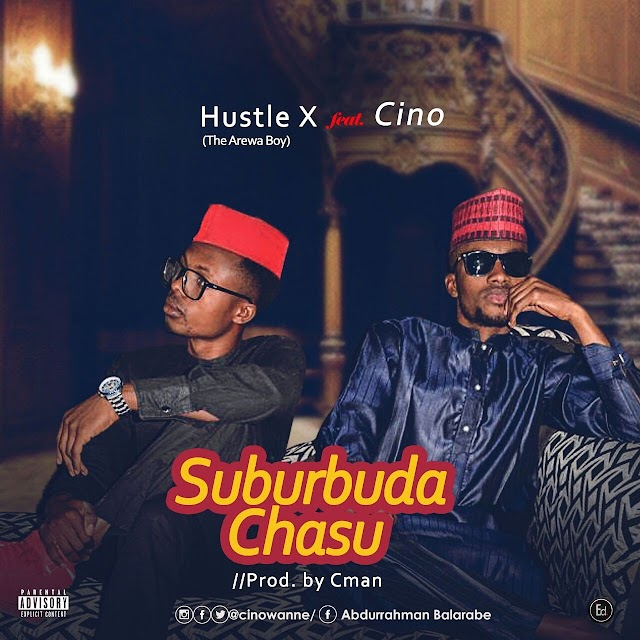 MUSIC: Suburbuda Chasu- Hustle X and Cino