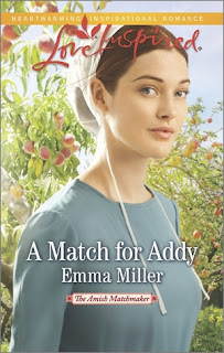 Heidi Reads... A Match for Addy by Emma Miller