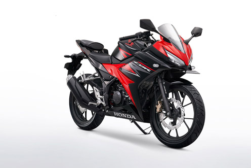 Tampilan Baru New Honda CBR150R Semakin Sporti and Agresif