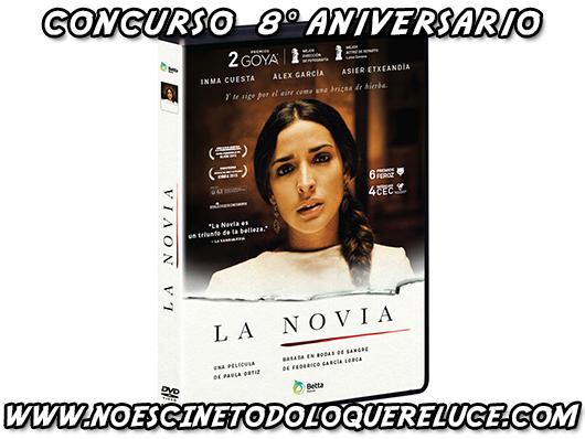Concurso 8º aniversario (VI): 'La novia' en DVD gracias a Betta Pictures