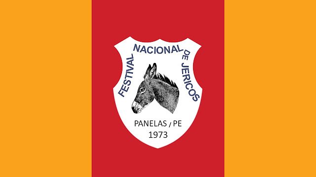 Simbolo - Bandeira do Festival Nacional de Jericos